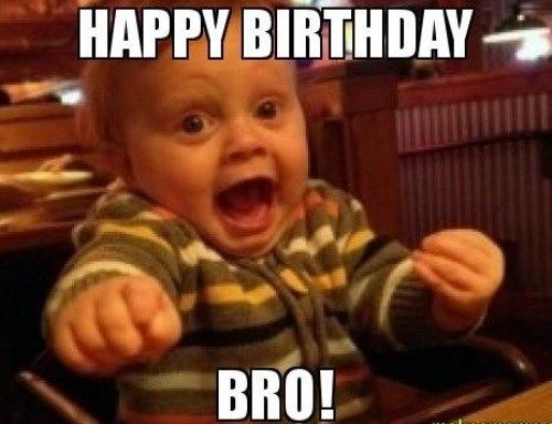 Funny Birthday Images For Brother Birthday Wishes Funny Happy Birthday Brother Quotes Happy Birthday Brother