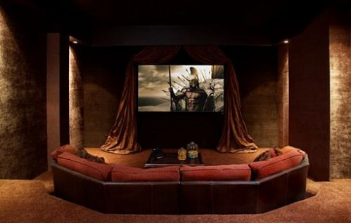 Cool Home Theater Designs Ideas for a Great Entertainment ...