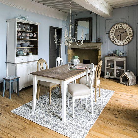 Meubels en interieurdecoratie Het landhuis Maisons du