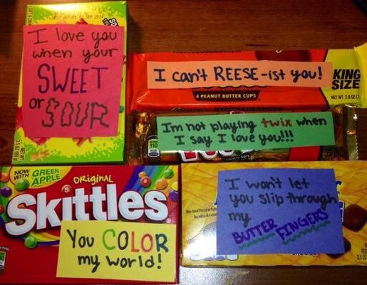 Cute Ideas For Your Girlfriend