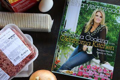 Georgia Cooking in an Oklahoma Kitchen- Trisha Yearwood