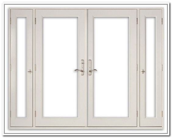 French doors with sidelights dimensions home pinterest for Sliding french doors with sidelights