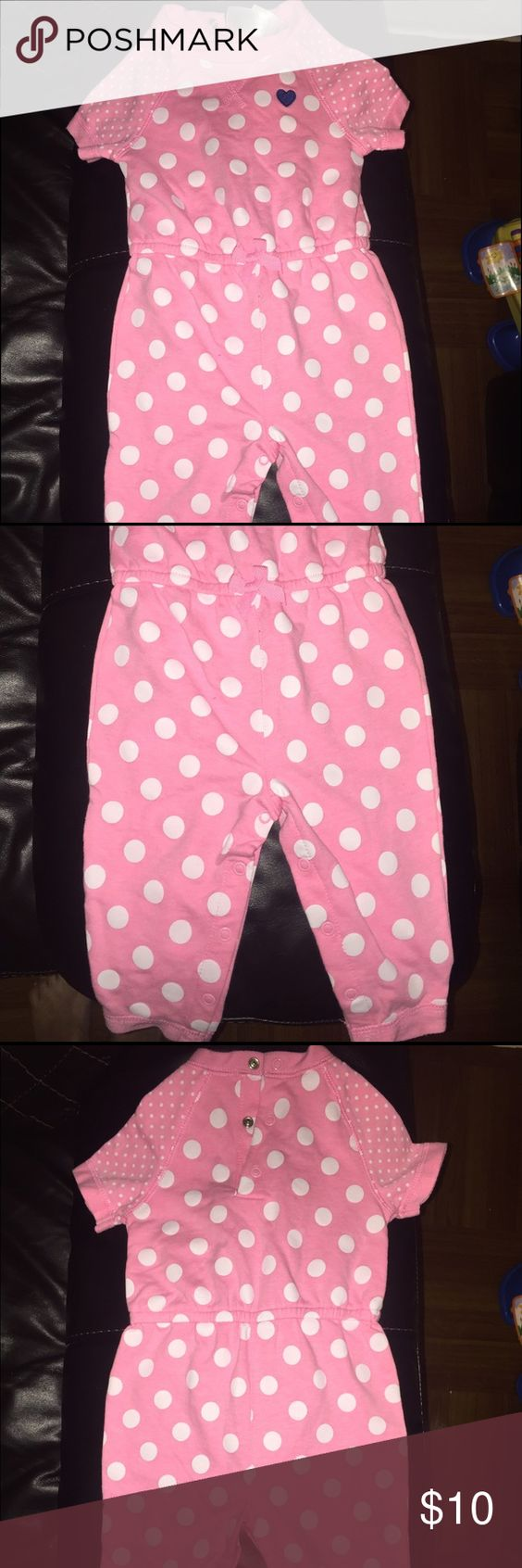 Carters one piece suit Brand new without tags never worn. Carter's One Pieces Bodysuits