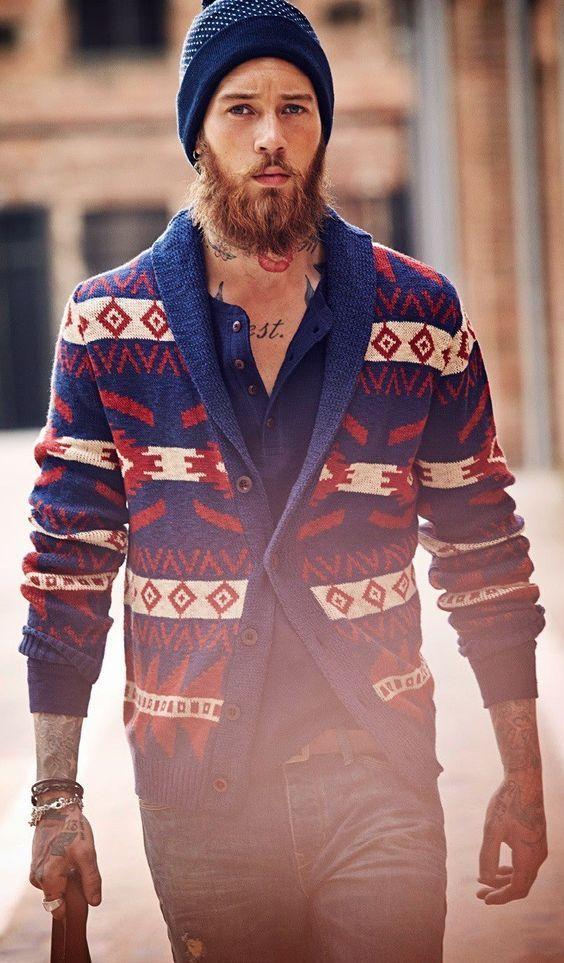 Rock outfit men