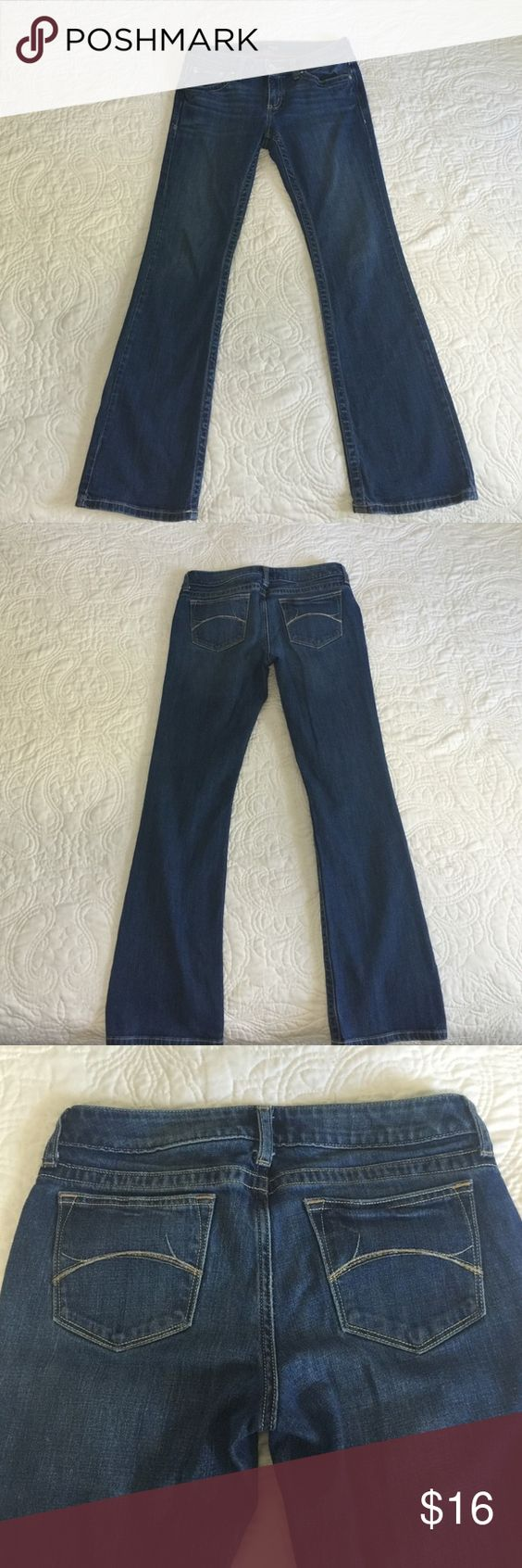 A.N.A Jeans A.N.A (a new approach) jeans. Boot cut, size 28/6 petite. Excellent condition, only worn a few times. a.n.a Jeans Boot Cut
