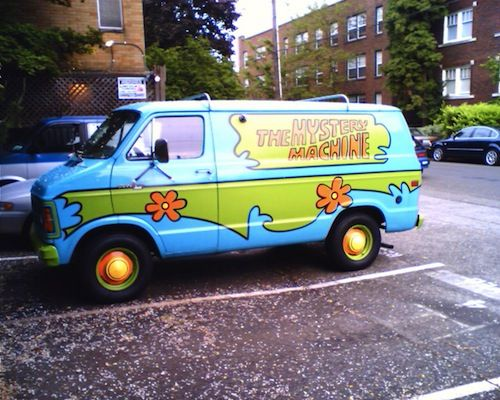 mystery machine four wheels pinterest ace hotel the van and scooby doo. Black Bedroom Furniture Sets. Home Design Ideas