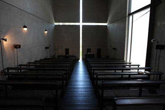 光の教会 - 写遊百珍