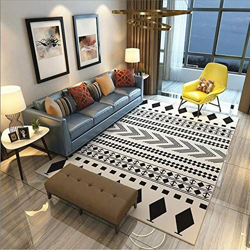 Carpet Home Decorated Large Non Slip Rug Mats Complement The Decor Of Modern Casual Country Farmhouses Indoor C In 2020 Living Room Carpet Rugs On Carpet Indoor Carpet