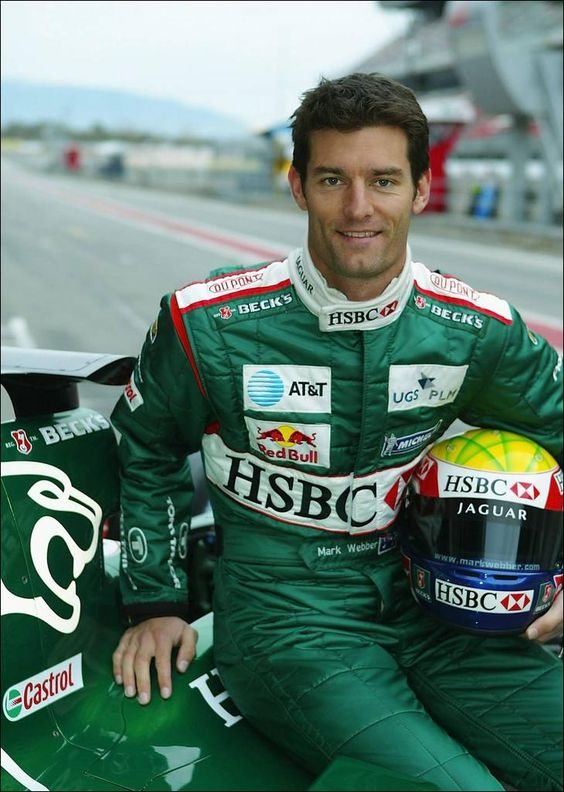 Image result for mark webber jaguar