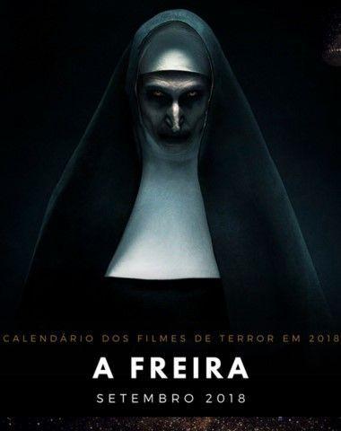 A Freira Em 2020 Com Imagens Filmes De Terror Filme A Freira