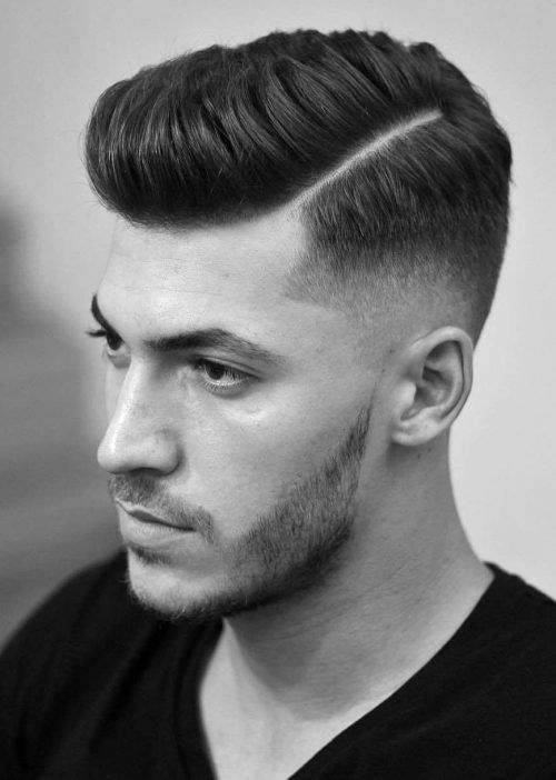 Pin On Men S Disconnected Undercuts