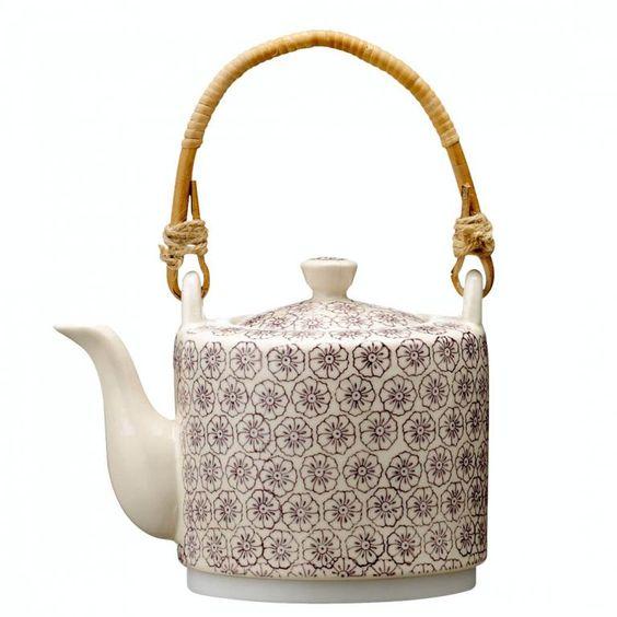 Czajnik RETRO   skandynawski DESIGN: Czajnik Retro, Pattern, Retro Skandynawski, Allegro Dom, Skandynawski Design, Tea Pots