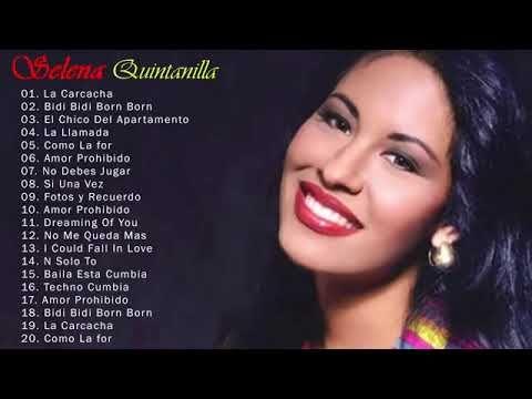 Selena Quintanilla 20 Exitos Mejores Canciones 2019 Youtube Youtube Selena Quintanilla Selena Quintanilla Perez