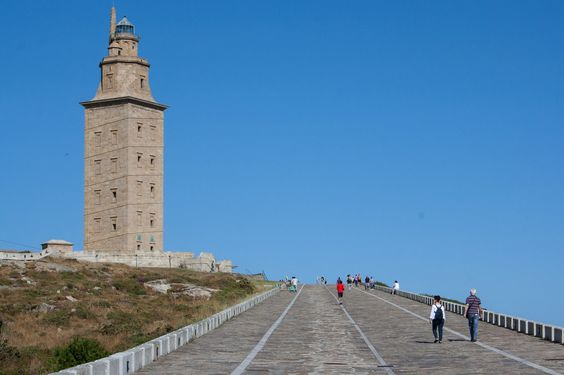 Hercules Tower, A Coruña, Spain