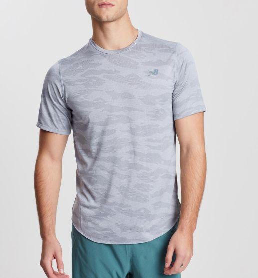 new balance gym t shirt