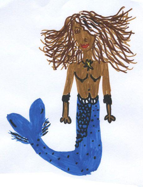 fanny autret - la femme poisson