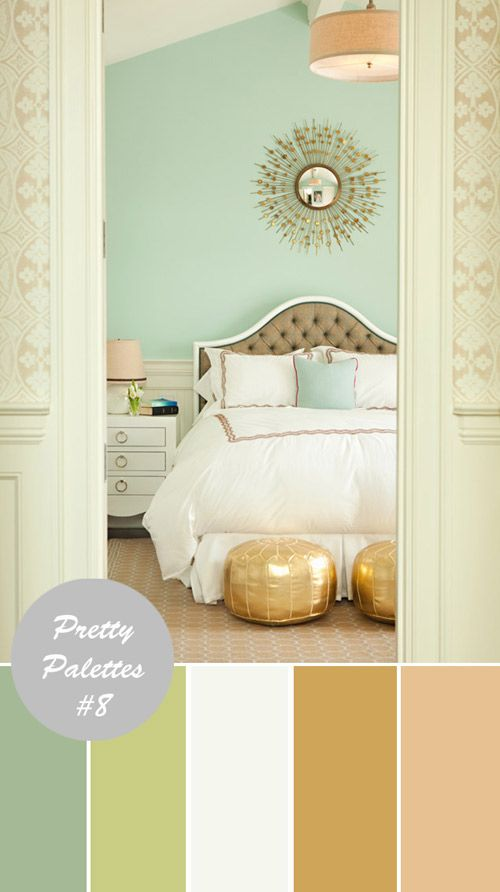 Wedding Color Palettes #8: A Touch of Gold | WedLoft