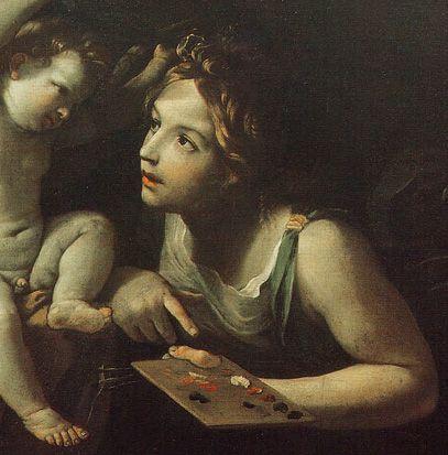 Francesco Gessi, «Allegoria della pittura»