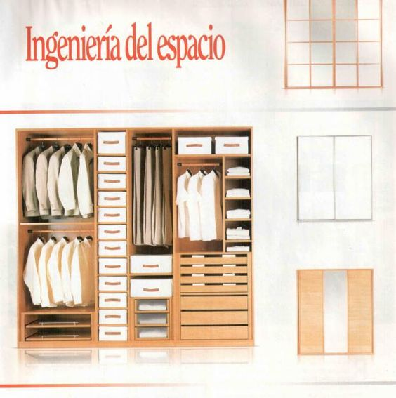 de puertas muebles  Closets  Pinterest  Mexico, Puertas and Closet