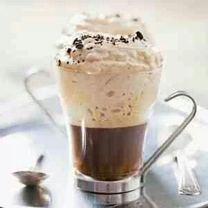 White russian espresso