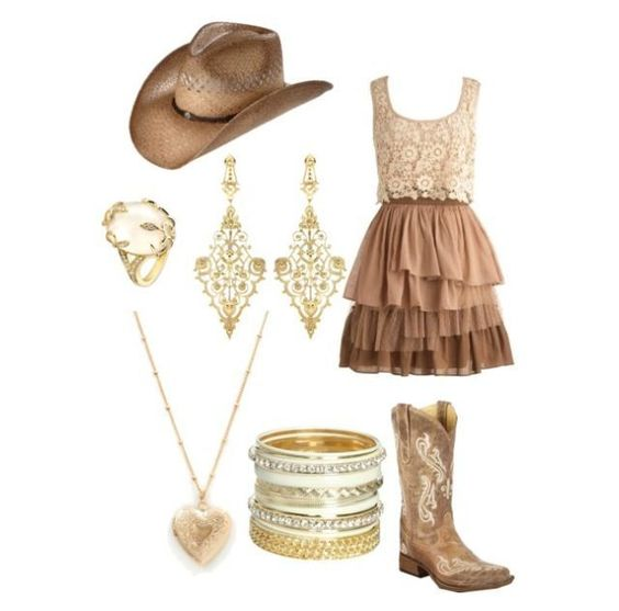 Country fashion clothing