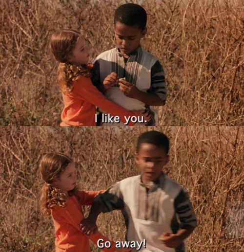 Mean girls! Hahah. Story of my life.