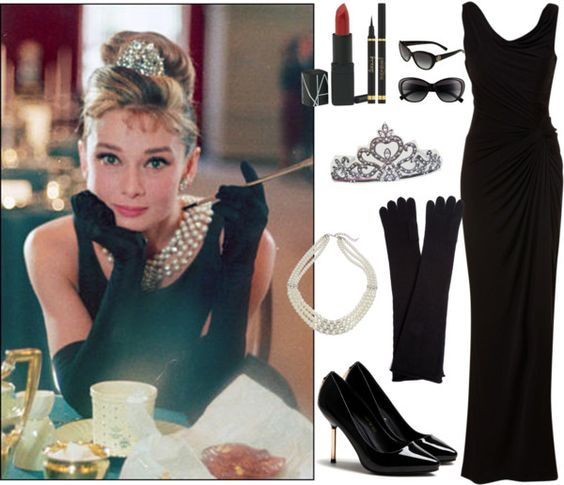 Krisztina Williams: How to Dress Up Like Holly Golightly from Breakfast at Tiffany's: