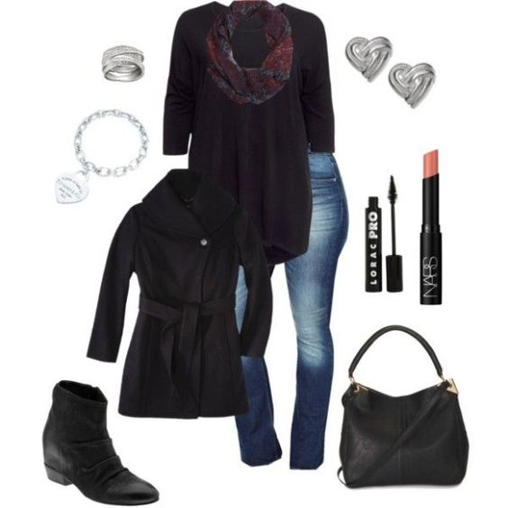 Outfits for winter Plus size outfits and Plus size on Pinterest