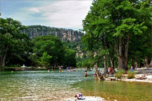 Garner State Park Best camping in Texas!: