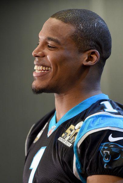 Cam Newton Photos Photos: Carolina Panthers Media Availability