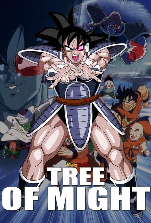 تحميل مجاني Dragon Ball Z The Tree Of Might فيلم كامل للدفق عبر الإنترنت Films Complets Dragon Ball Z Dragon