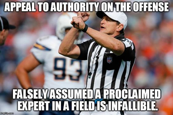 Logical Fallacy Ref wants to make the internet a better place, help him - Album on Imgur
