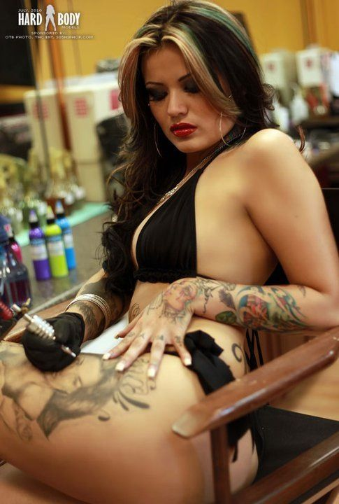 Tatu Baby From Ink Master How In The Hell