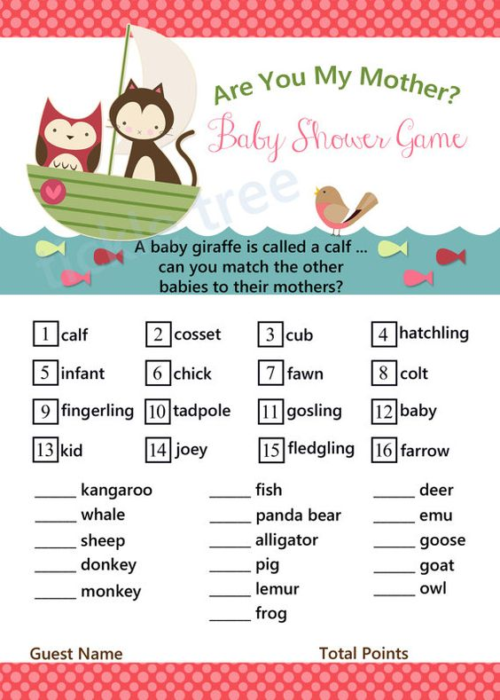 Personalized Baby Baby Shower Games And Shower Games On