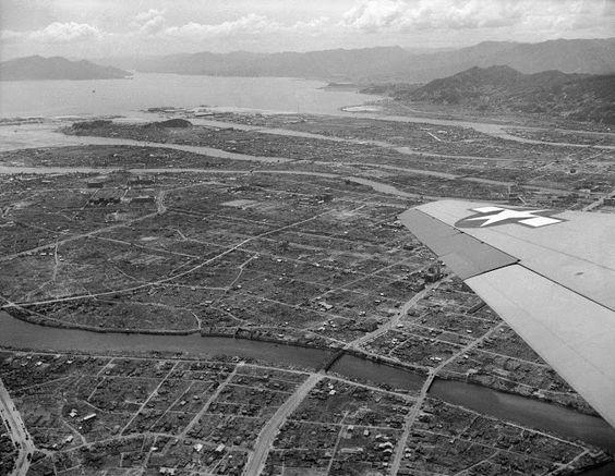Cerimônia marca 70 anos da bomba de Hiroshima, Uma Viagem pela história.