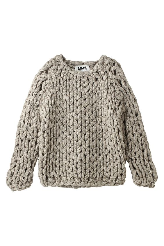 { XL knitted jumper - DEUXIEME CLASSE by elleshop.jp }