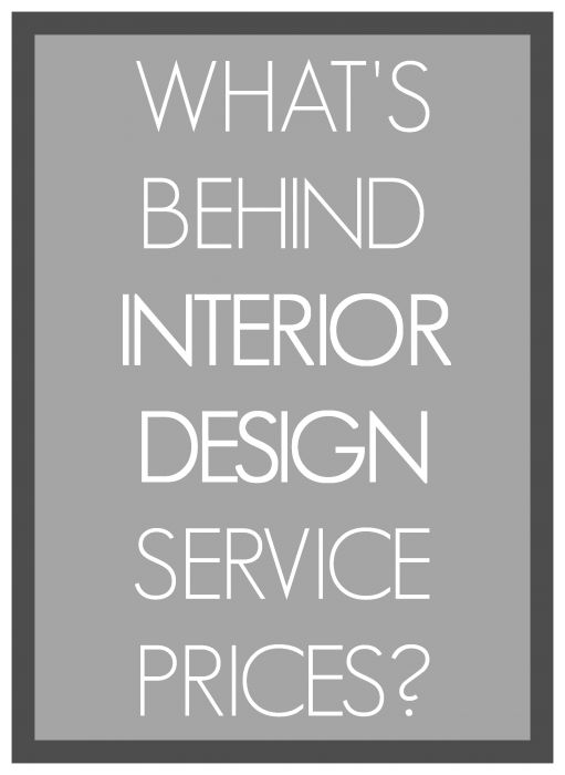 Fantastic article on design fees not slanted from either for Interior design service fees
