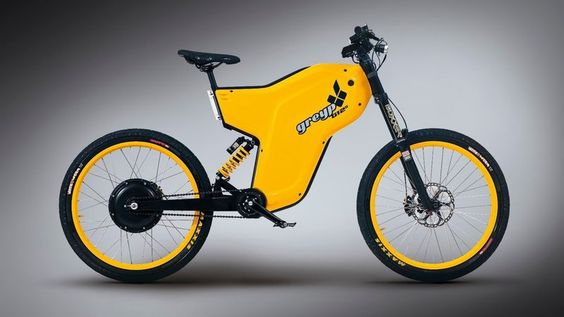 72 Examples of Innovative E-Bikes