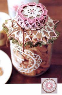 crochet em revista: Para a Nina