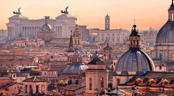 Les 10 plus beaux points de vue sur Rome (2) | Italie-decouverte