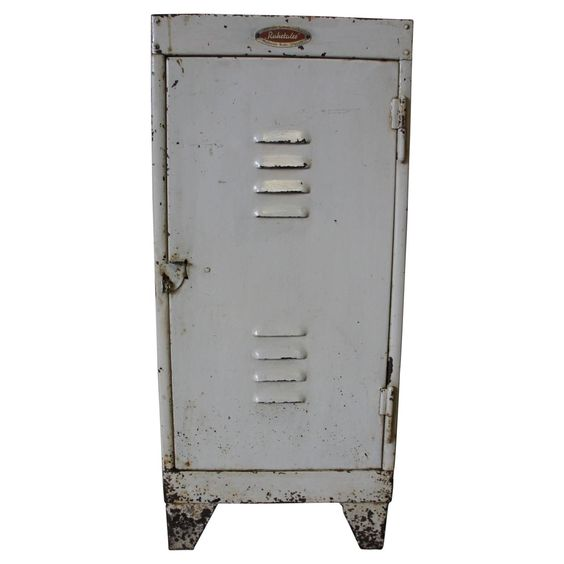 Industrial Tool Cabinet from Ruhrtaler, 1920s