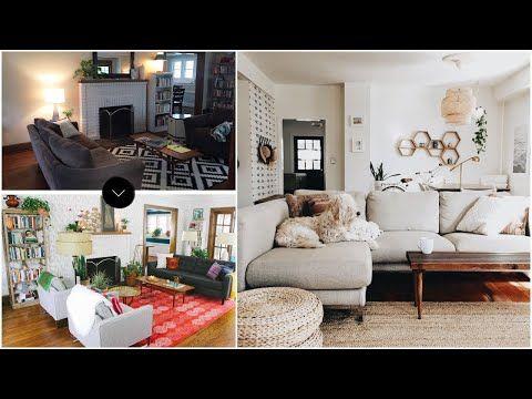 Boho Living Room Decor Youtube In 2020 Boho Living Room Decor Boho Living Room Room Decor
