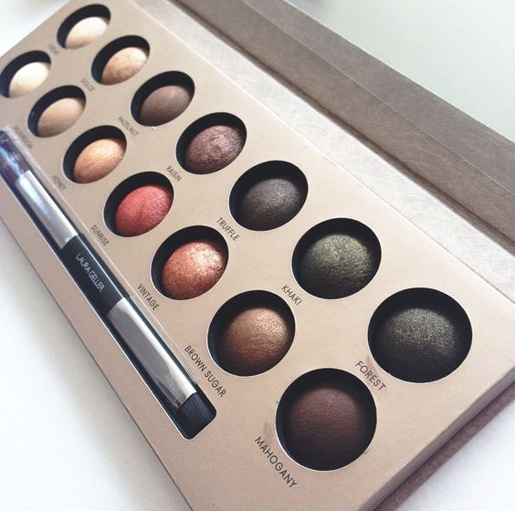 Laura Geller 'The Delectables' Eye Shadow Palette Review | Nikole DeBell Beauty