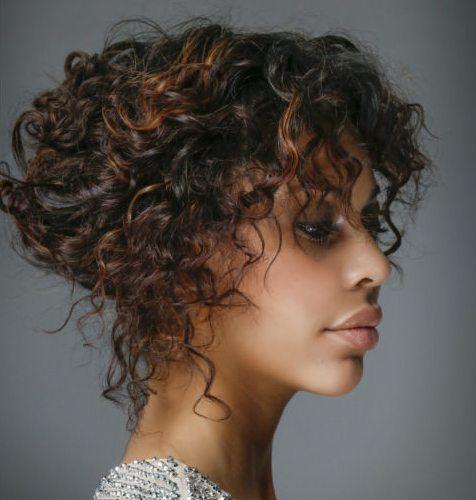 Wie Lockige Haare Lockige Haare Stylen Frisuren Vintage Frisuren