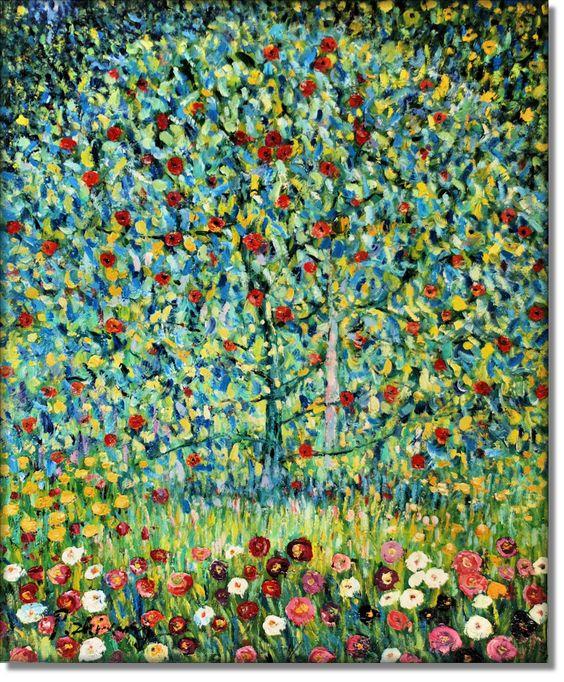 Gustave Klimt. Wonderful artist. Strange sometimes, but wonderful. :-)