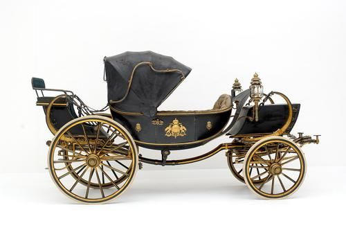 Coaches vienna and austria on pinterest for Chaise carriage