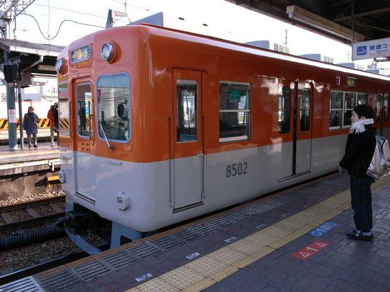 阪神電車8500系