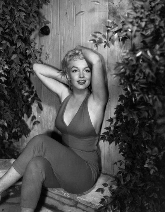 Marilyn Monroe by Baron Nahum