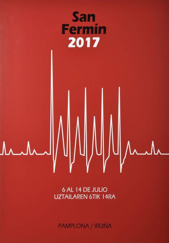 Carteles finalistas de San Fermín 2017 (3/9):