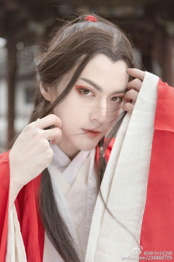 Hán phục 汉服私影 Han dynasty》 ★ Model: Tiểu Tiểu Bạch 模型: 小小白